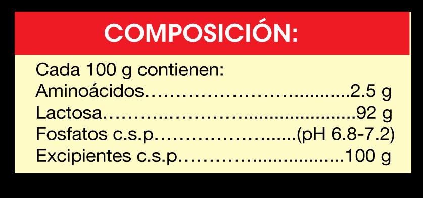 Provir-Composicion